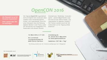openCON Flyer